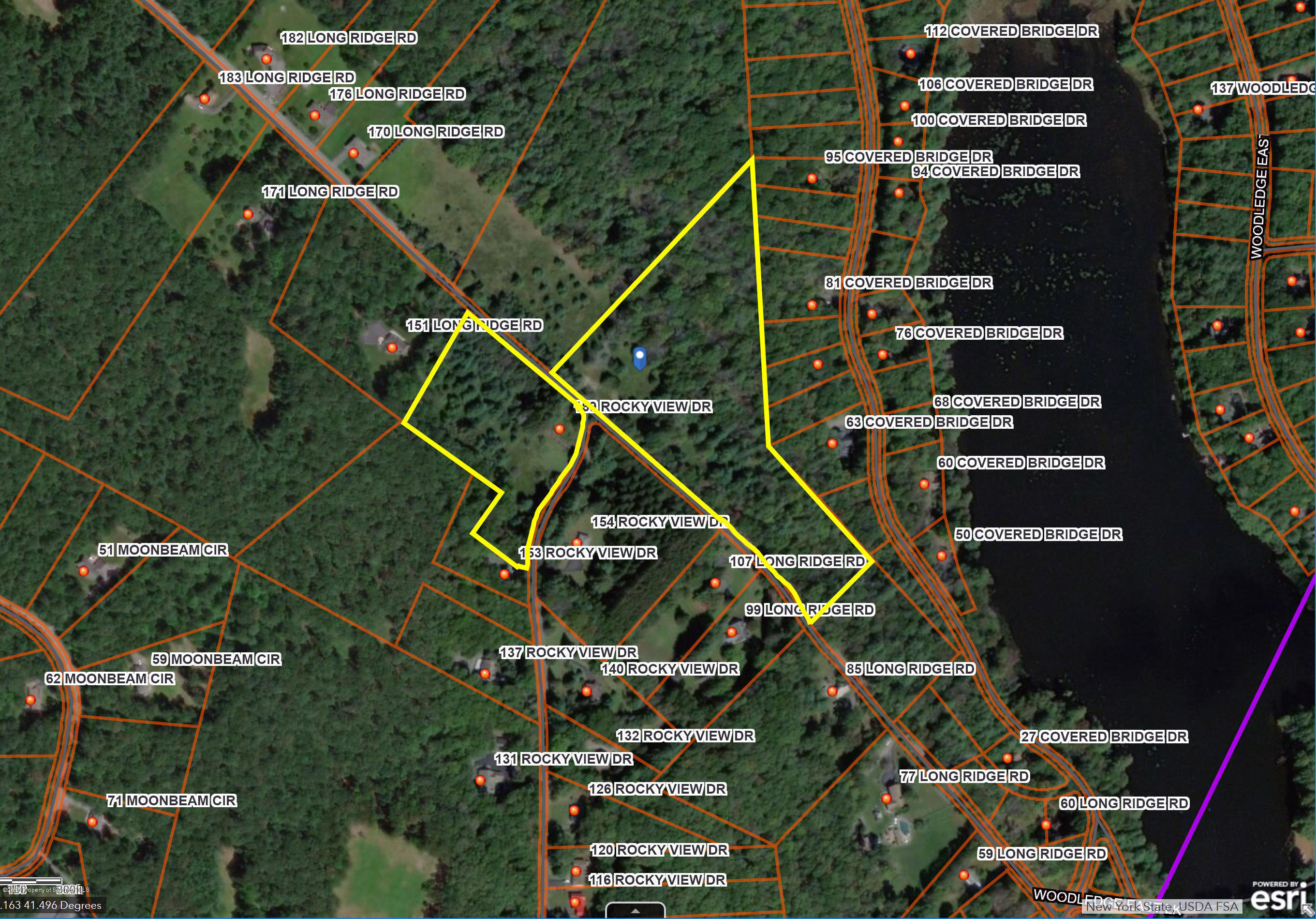 MLS #19-1848 - Long Ridge Road Hawley, PA 18428