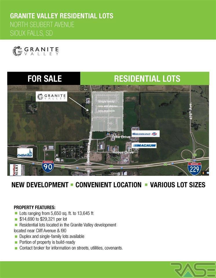 Mls 21603212 5801 N Seubert Ave Sioux Falls Sd 57104