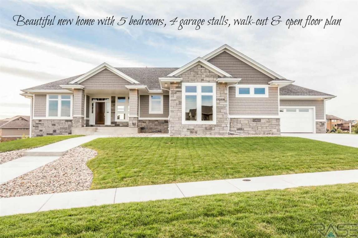 Mls 21606342 2813 w leighton cir sioux falls sd 57108 for Sioux falls home builders floor plans