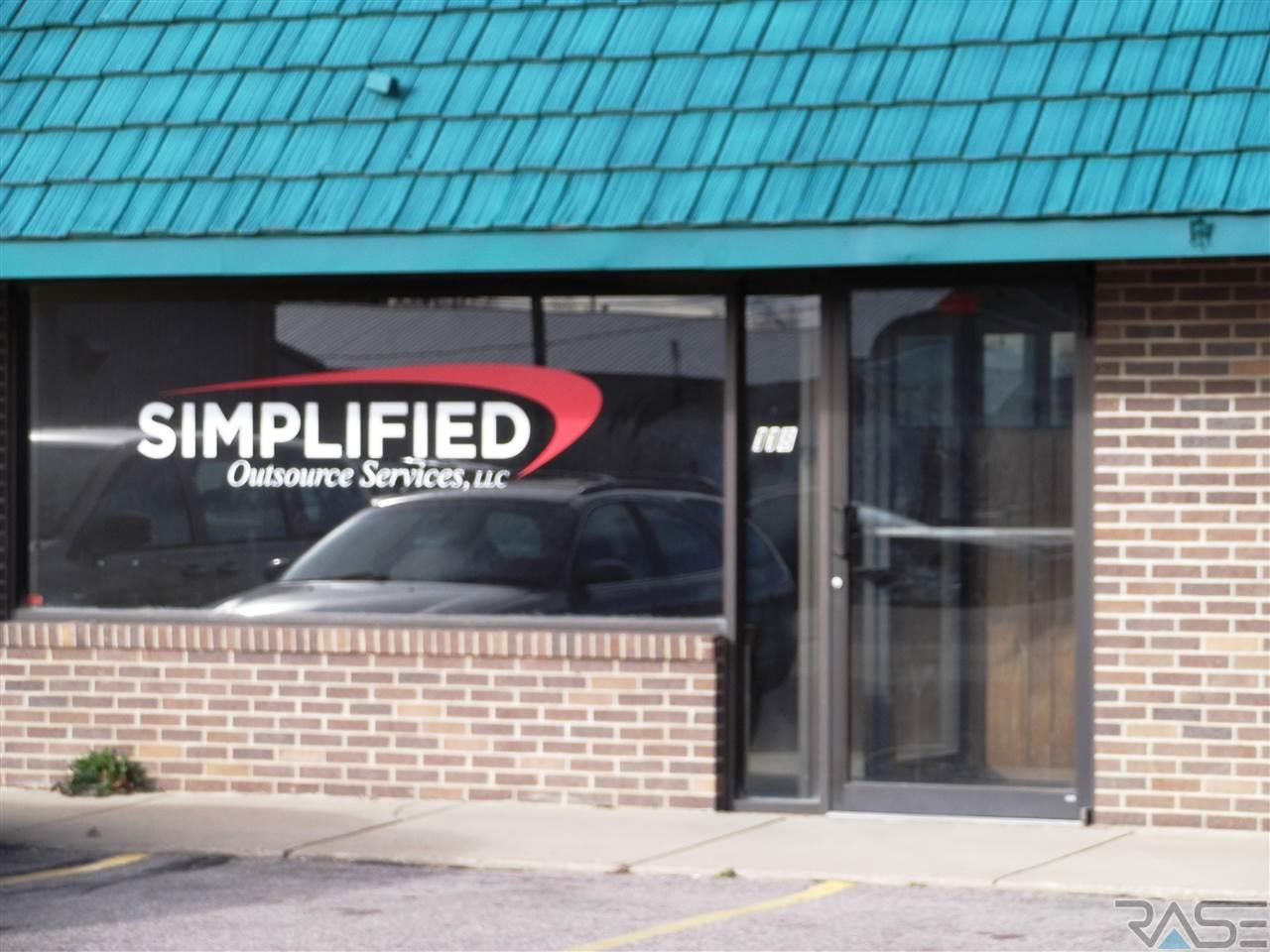 118 E 1st St. Tea, SD Commercial Lease Available for lease by EXIT Realty Sioux Empire
