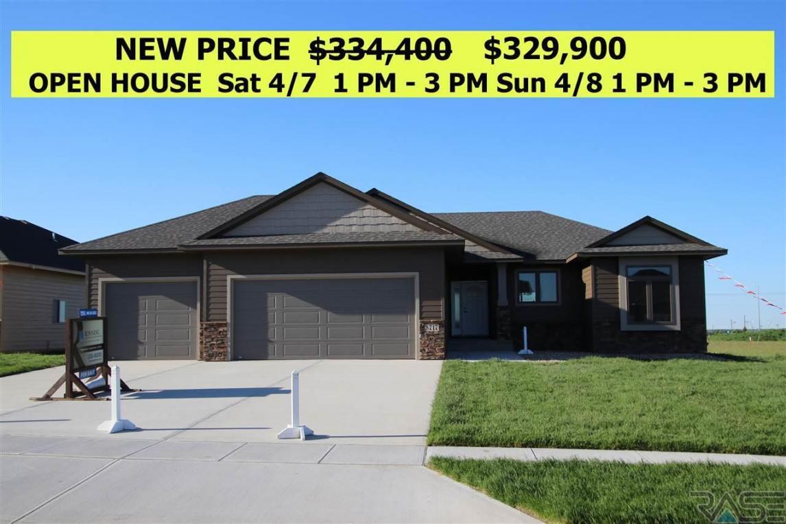5717 E Meadow Oak Cir, Sioux Falls, SD 57110