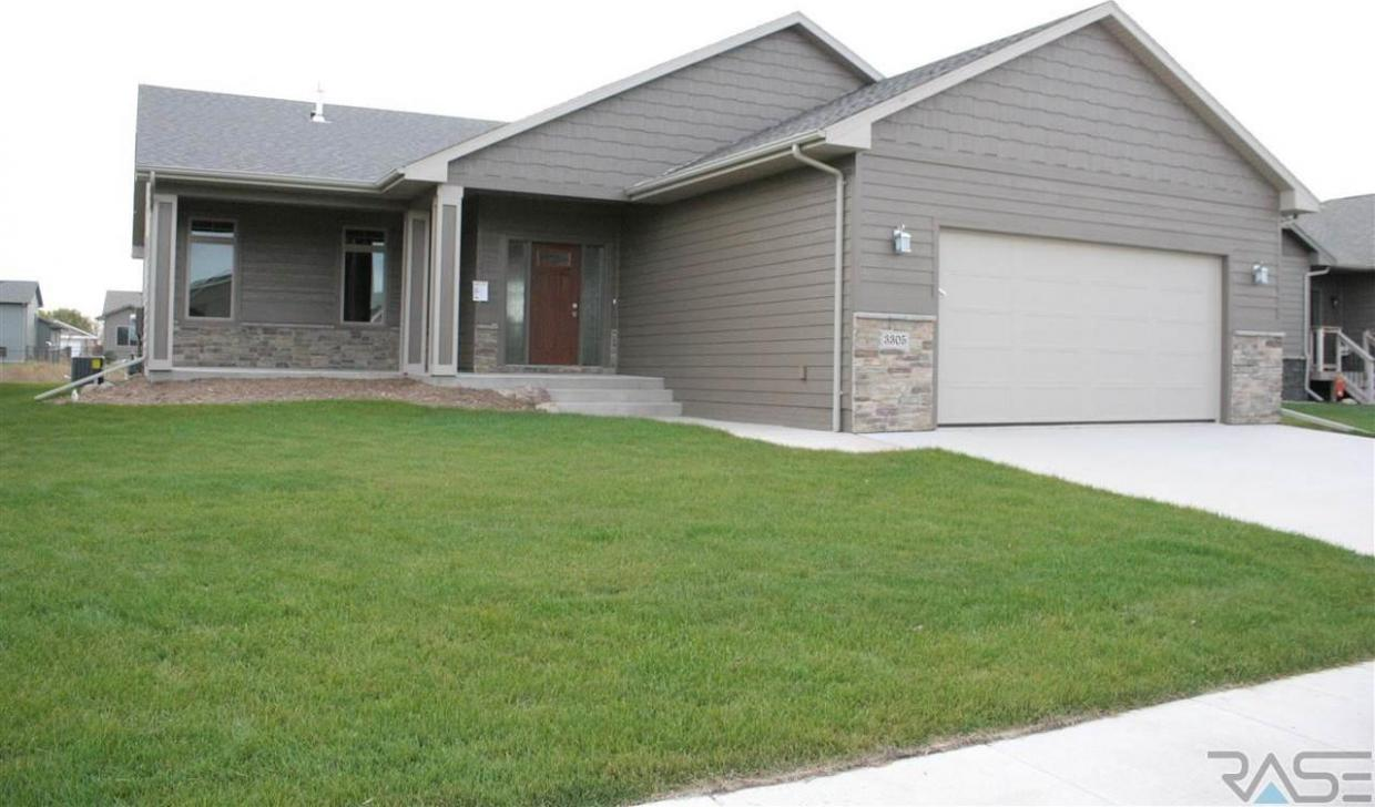 Mls 21704861 3305 e stoney brook trl sioux falls sd 57108 for Sioux falls home builders floor plans