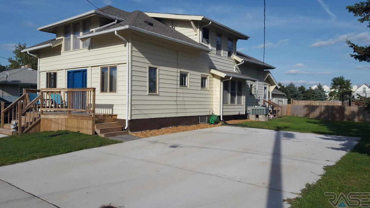 Improved pricing on this 5 bedroom 2 bath Victorian home in Canistota, SD!