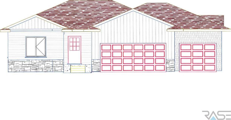 1100 N Mossy Oak Ave, Sioux Falls, SD 57103