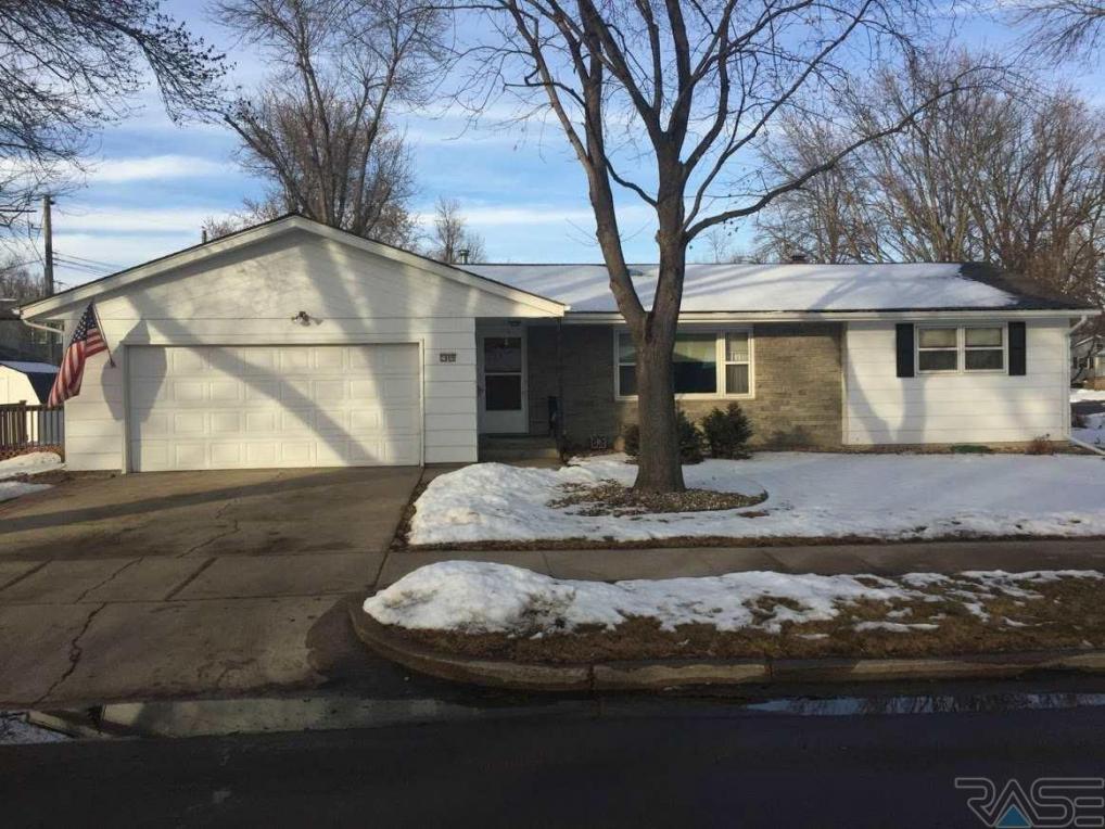 1800 W 37th St, Sioux Falls, SD 57105