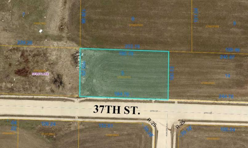 00 37th Street #Lot #5, Spirit Lake, IA 51360