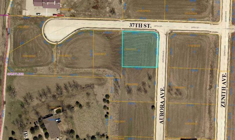 00 37th Street #Lot #6, Spirit Lake, IA 51360