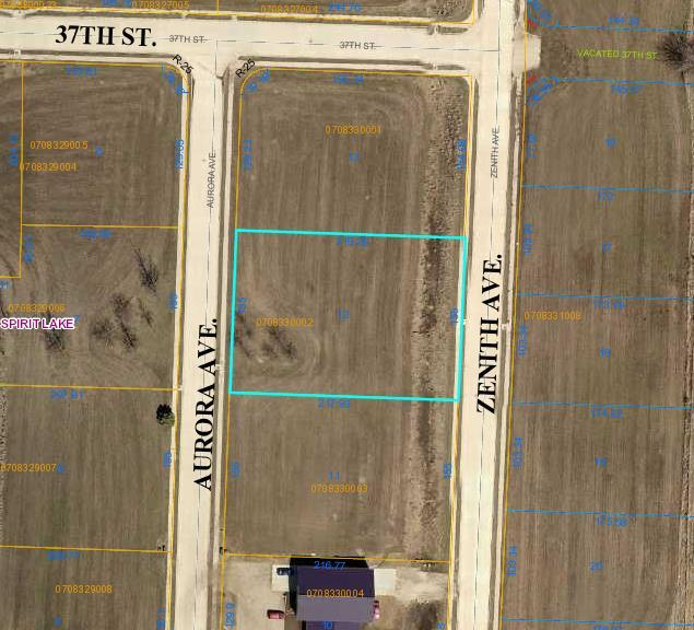 00 Aurora Lot #12, Spirit Lake, IA 51360