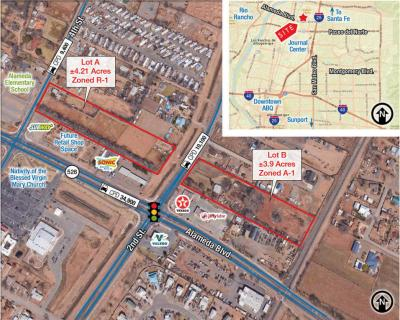Photo of 2nd Street NW, Albuquerque, NM 87114