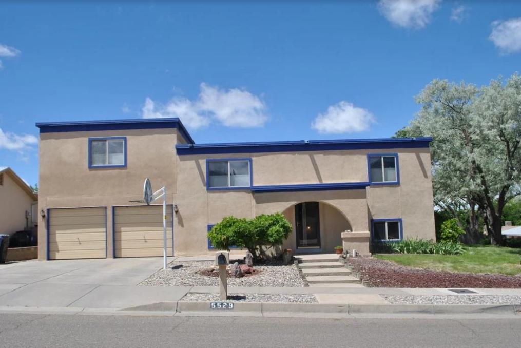 5529 Zambra Place NE, Albuquerque, NM 87111