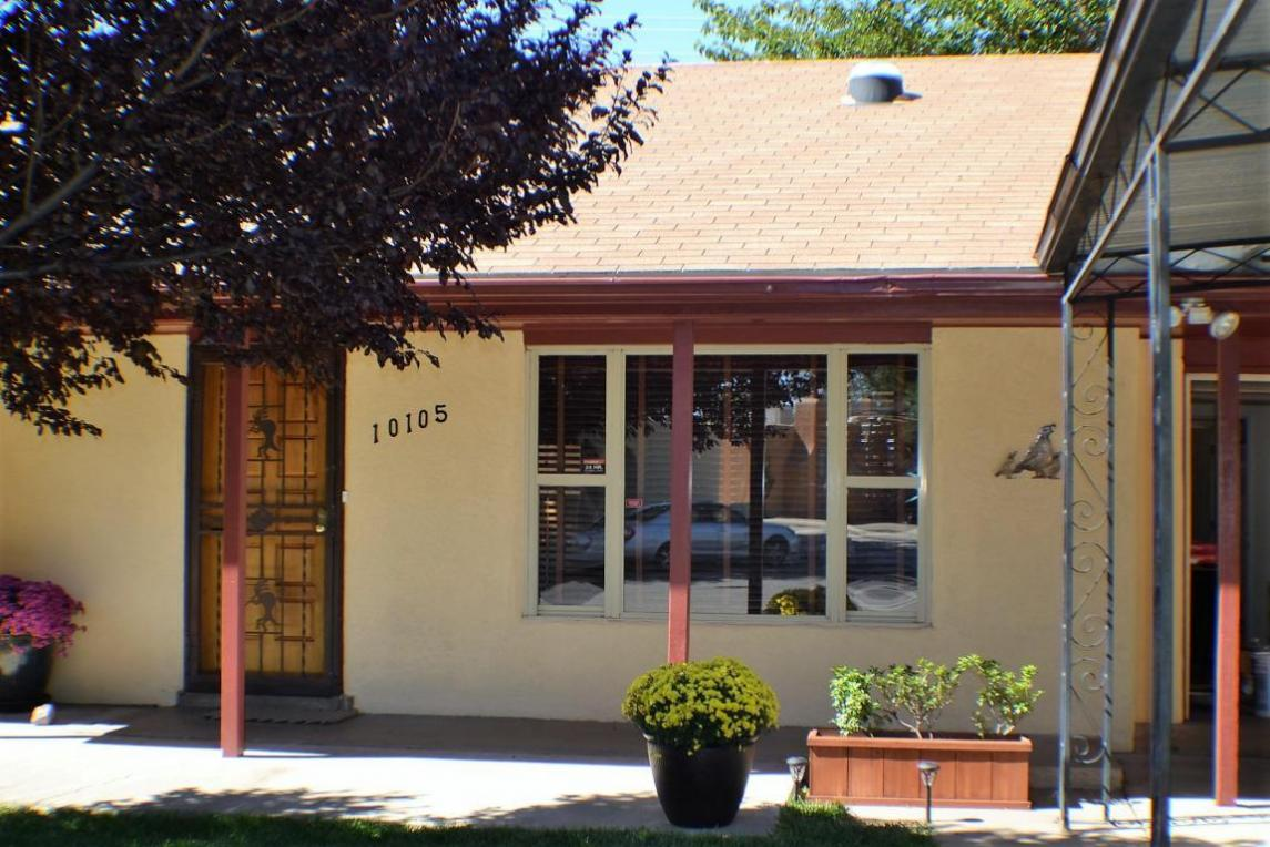 10105 Norman Avenue NE, Albuquerque, NM 87112