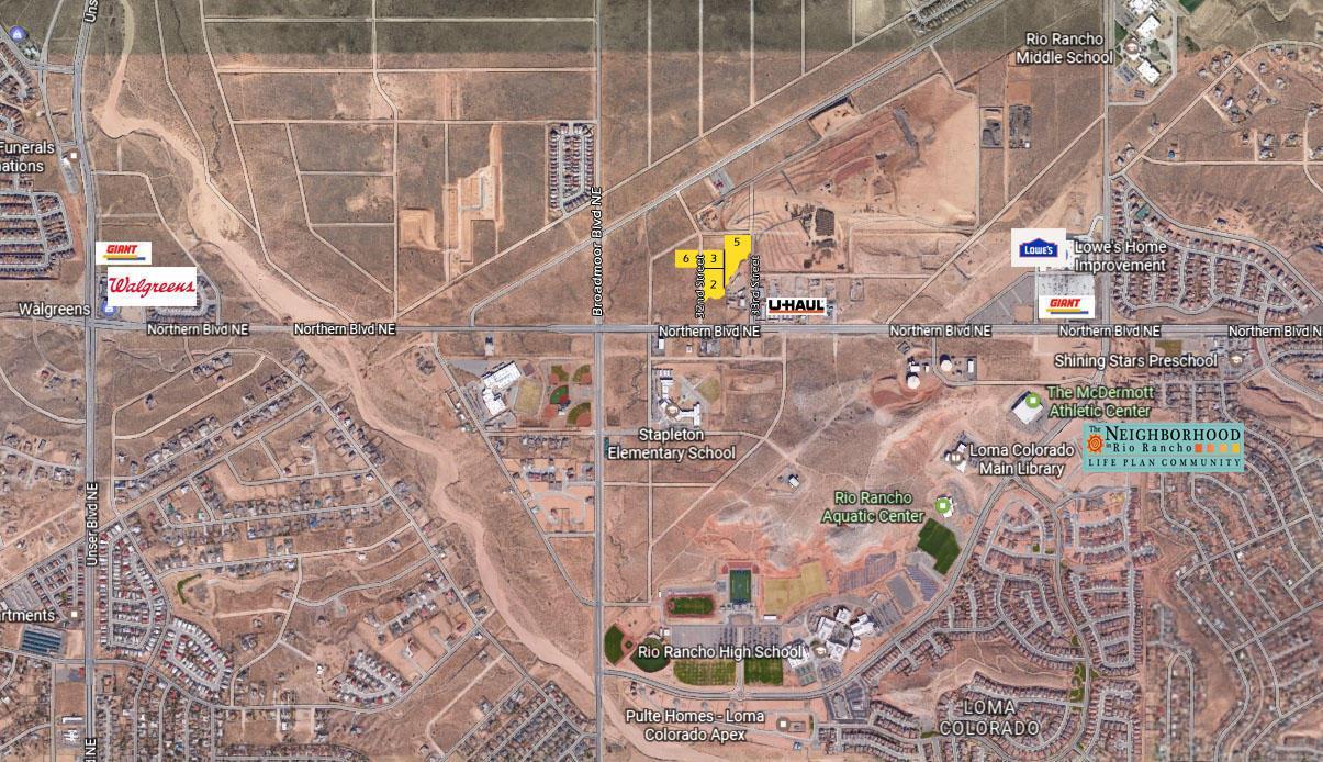 1202 32nd Street NE, Rio Rancho, NM 87144