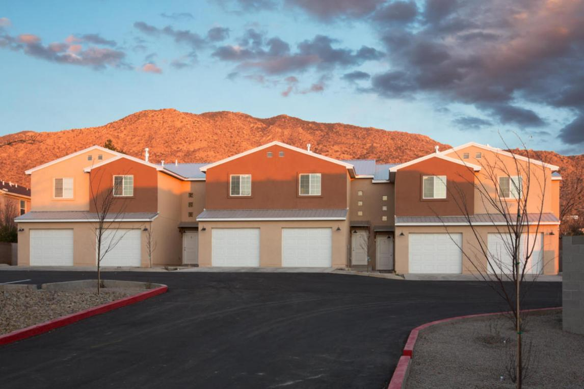 Tramway Townhomes, Albuquerque, NM 87112