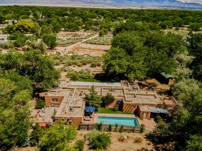 Photo of 10 Coyote Trail, Corrales, NM 87048