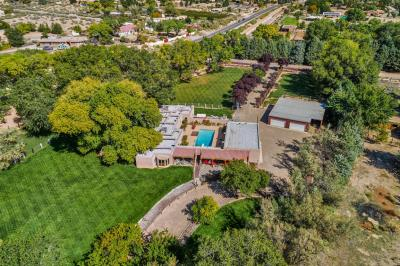 Photo of 153 Quirks Lane, Corrales, NM 87048