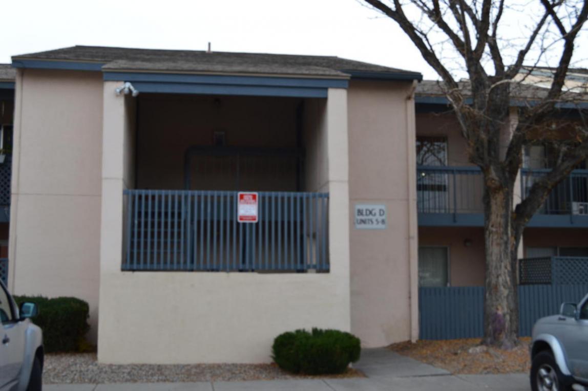 4601 Carlisle Boulevard NE #D-8, Albuquerque, NM 87109