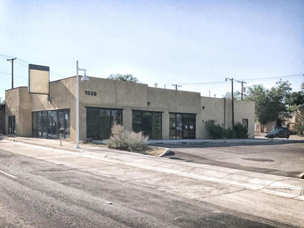 1520 Central Avenue SE, Albuquerque, NM 87106