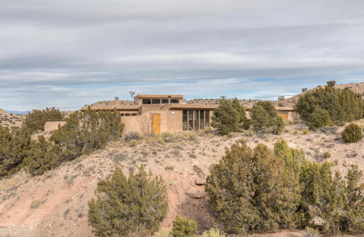 41 Cienega Canyon Road, Placitas, NM 87043
