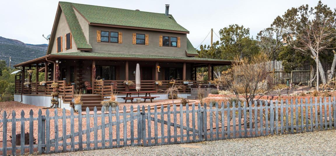 59 Vista Bonita Drive, Sandia Park, NM 87047