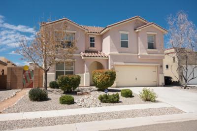 Photo of 636 Bosque Verde Lane NW, Albuquerque, NM 87104
