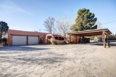 75 Four Wing Court, Corrales, NM 87048
