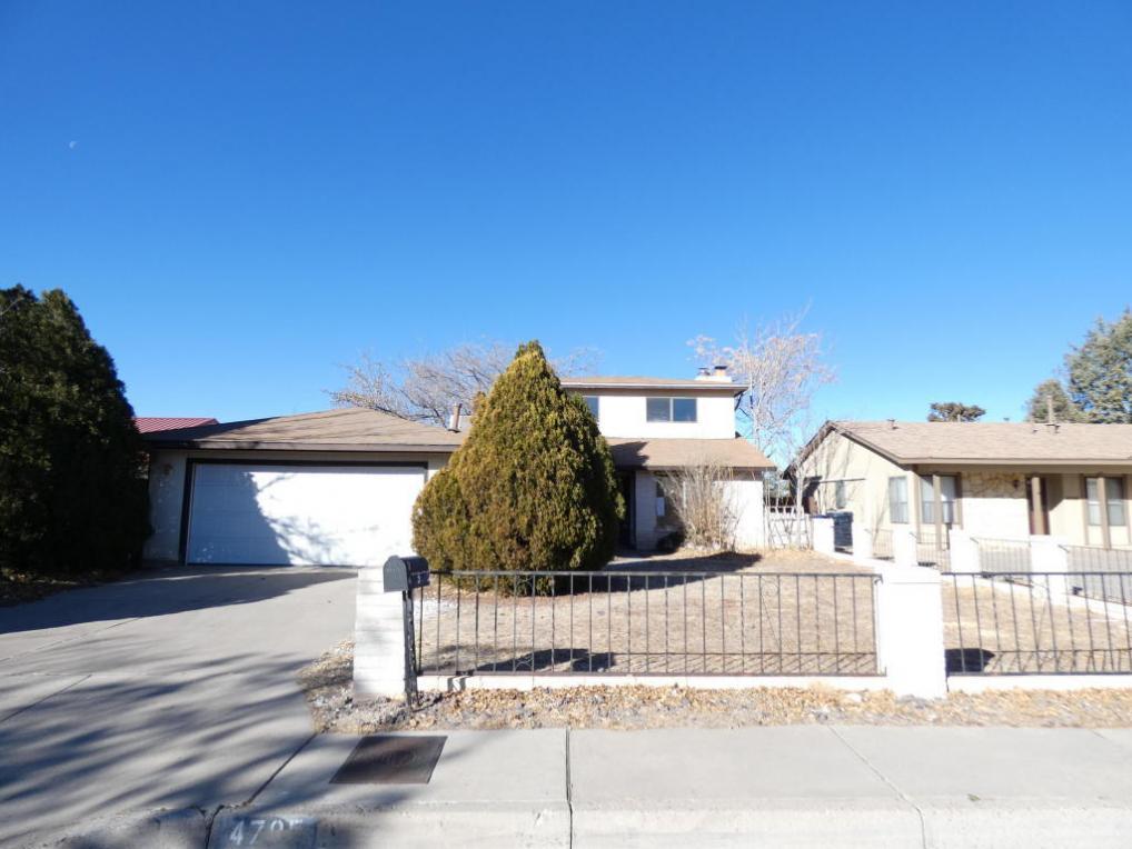 4705 Eric Drive NE, Albuquerque, NM 87109