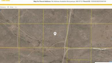 Sec 26 Pajarito Land Grant SW, Albuquerque, NM 87121
