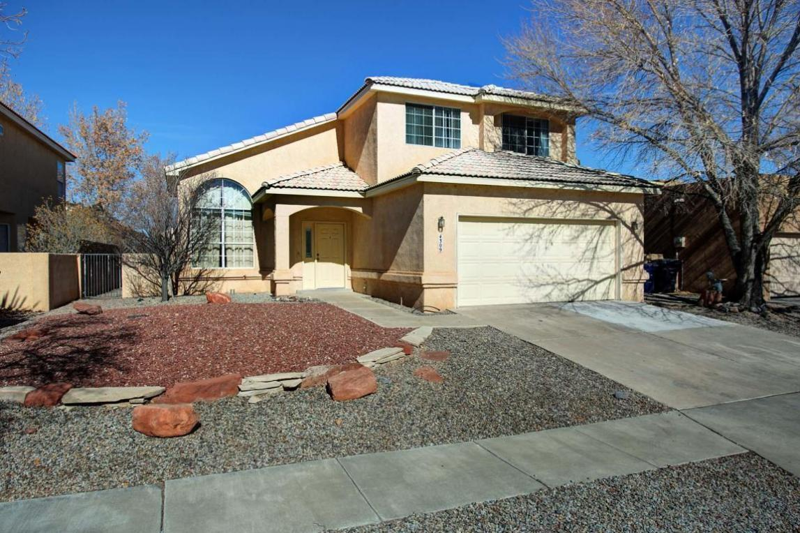 4309 Feather Dalea Avenue NW, Albuquerque, NM 87114