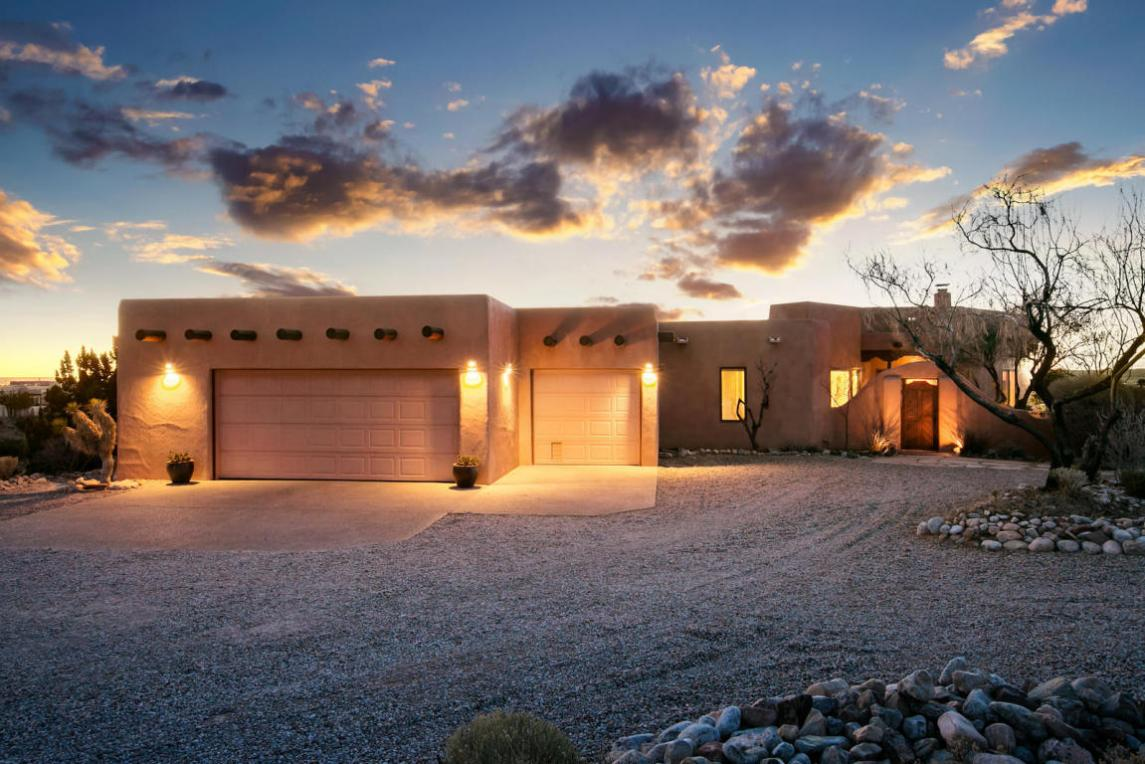 160 Placitas Trails Road, Placitas, NM 87043