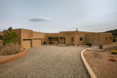 Photo of 281 Star Meadow Road, Placitas, NM 87043