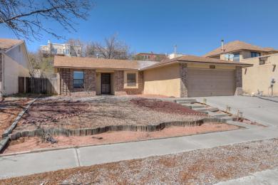 6233 Prairie Sage Drive NW, Albuquerque, NM 87120