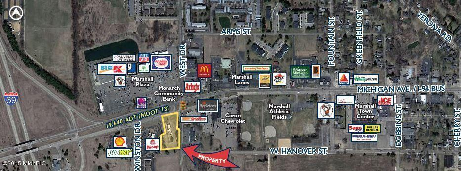 15998 W Michigan Avenue, Marshall, MI 49068