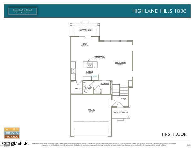 0000 Lot-17 Highland Hill Drive, Lowell, MI 49331