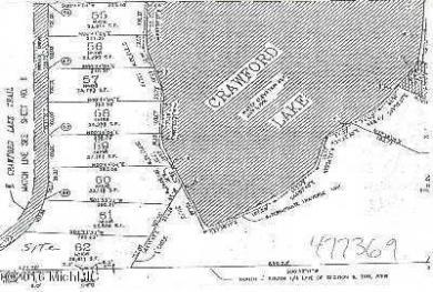 10800 Crawford Lake Trail, Cedar Springs, MI 49319