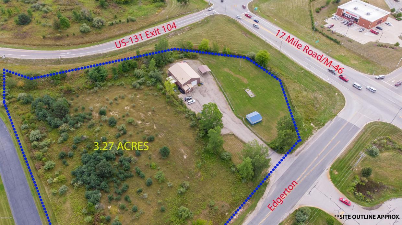 14050 Edgerton Avenue NE, Cedar Springs, MI 49319