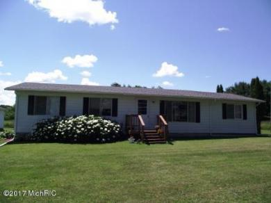6087 E Hansen Road, Custer, MI 49405