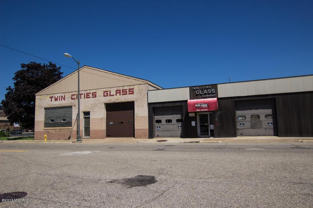 295 Colfax Avenue, Benton Harbor, MI 49022
