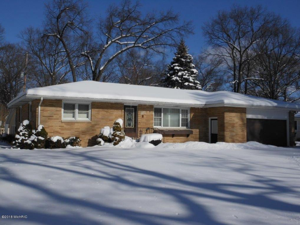1636 Kregel Avenue, Muskegon, MI 49442