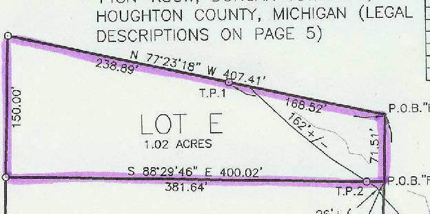 Lot E Estes Lake Road Fr 2210 Lat 46.55952868933604 Lon -88.756798493705, Sidnaw, MI 49961