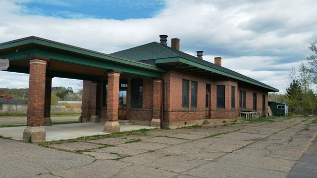 PRICE REDUCTION!  30 Fourth Avenue, Iron River, Michigan  f/k/a The Station