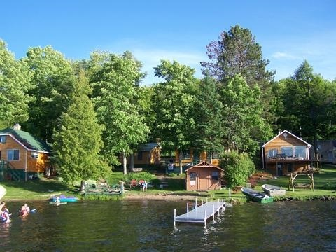 A Recreational Haven on Sunset Lake in Upper Peninsula Michigan!