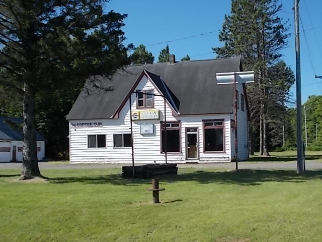 COMMERCIAL! NEW LISTING!  4977 W. US2, IRON RIVER, MICHIGAN