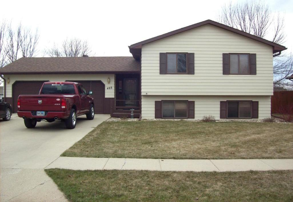 Sold Home for sale, 403 28th St NW, Watertown, SD 57201