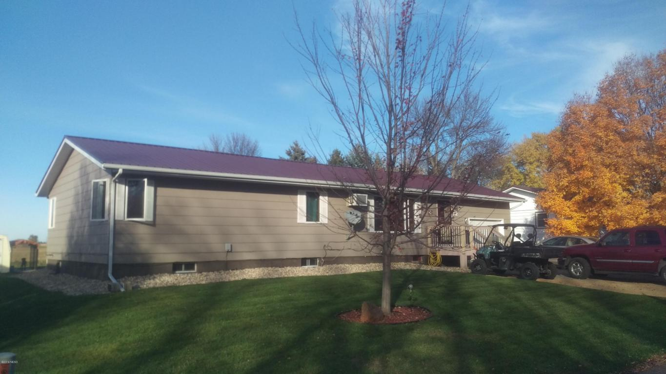 SOLD Great Family home for Sale!  312 PRAIRIE STREET E, Castlewood, SD 57223