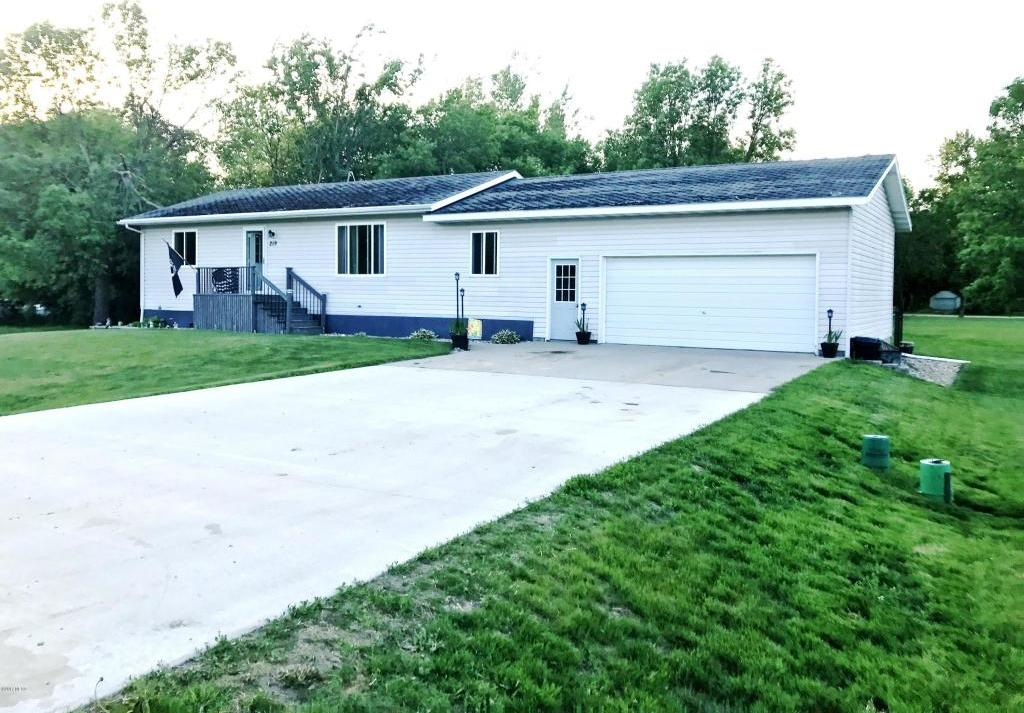 Home for Sale! 219 1ST AVENUE, Goodwin, SD 57238