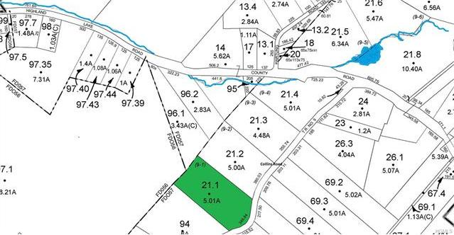 Collins Road, Highland, NY 12743