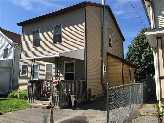 143 Ball Street, Port Jervis, NY 12771