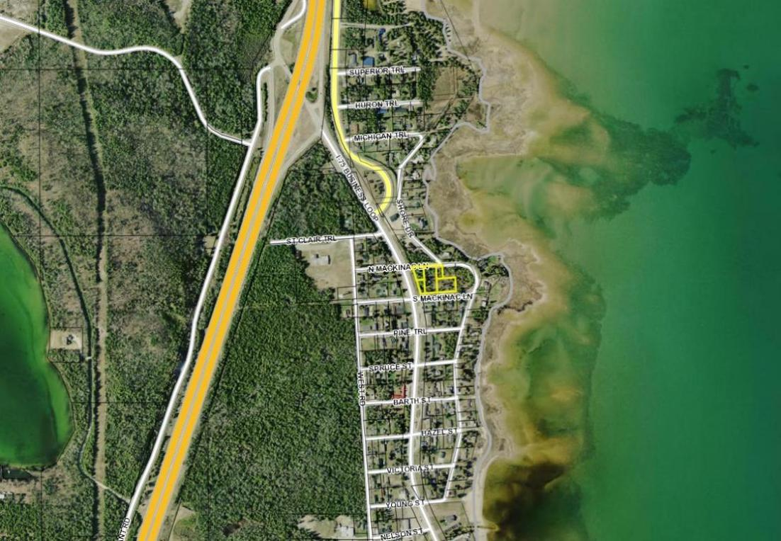 R-3 S Mackinac Trail, St Ignace, MI 49781