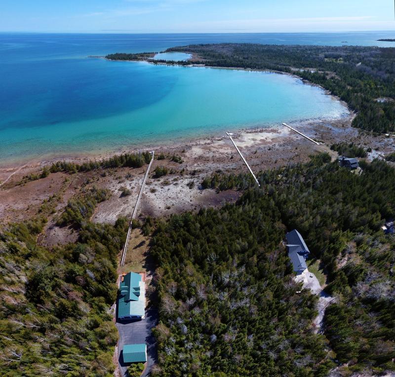 E Grand Lake Road, Presque Isle, MI 49777
