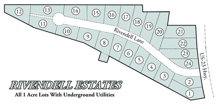 Rivendell Lane, Presque Isle, MI 49777